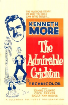 The Admirable Crichton 1957 DVD - Kenneth More / Cecil Parker